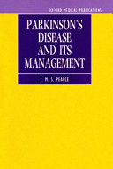 Parkinson s Disease and Its Management