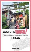 Cultureshock  Japan