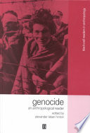 Genocide  : An Anthropological Reader