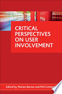 Critical Perspectives on User Involvement