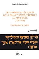 Pdf Les communautés juives de la France septentrionale au XIX° siècle (1791-1914) Telecharger