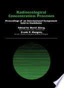 Radioecological Concentration Processes