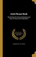 IRISH PHRASE BK