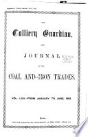 Colliery Guardian  and Journal of the Coal and Iron Trades