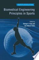 Biomedical Engineering Principles In Sports Book PDF