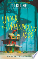 Book cover for Under the whispering door