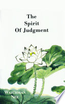 The Spirit of Judgment