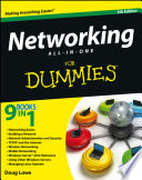 Networking All in One For Dummies Book