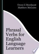Phrasal Verbs For English Language Learners