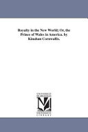 Royalty in the New World
