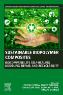 Sustainable Biopolymer Composites Book
