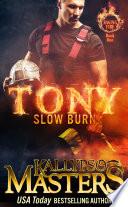 TONY  Slow Burn