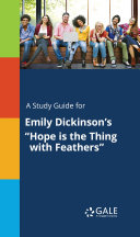 A Study Guide for Emily Dickinson's