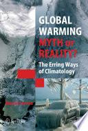 Global Warming   Myth or Reality  Book