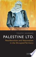 Palestine Ltd  Book PDF