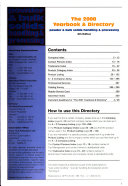 Yearbook and Directory, Powder and Bulk Solids Handling and Processing