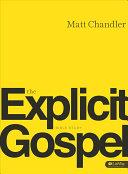 The Explicit Gospel   DVD Leader Kit