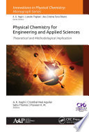 Physical Chemistry for Engineering and Applied Sciences Book