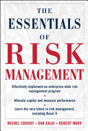 Cover of The Essentials of Risk Management