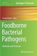 Foodborne Bacterial Pathogens
