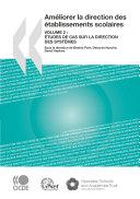 Améliorer la direction des établissements scolaires, Volume 2 Études de cas sur la direction des systèmes Pdf/ePub eBook