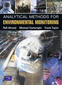 Analytical Methods for Environmental Monitoring Book