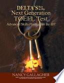 Delta's Key to the Next Generation TOEFL® Test