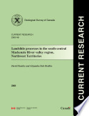 Geological Survey Of Canada Current Research Online No 2006 A9