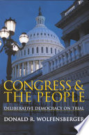 Congress and the People Book