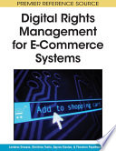 Digital Rights Management for E Commerce Systems Book