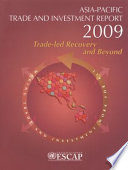 Asia-Pacific Trade and Investment Report 2009
