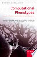 Computational Phenotypes  Towards an Evolutionary Developmental Biolinguistics Book