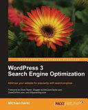 WordPress 3 Search Engine Optimization Pdf/ePub eBook