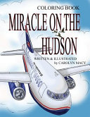 Miracle on the Hudson Coloring Book Book