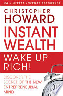 Instant Wealth Wake Up Rich