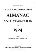 The Daily News Almanac And Political Register For