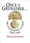 Pdf Once a Grenadier