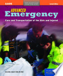 AEMT  Advanced Emergency Care and Transportation of the Sick and Injured Book