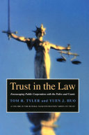 Trust in the Law