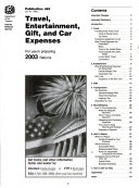 Internal Revenue Service tax information publications