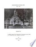Fairview Methodist Episcopal Church, 1870-1871