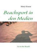 Beachsport in den Medien