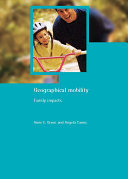 Geographical Mobility