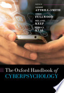 The Oxford Handbook of Cyberpsychology Book