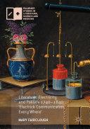 Literature, Electricity and Politics 1740–1840 [Pdf/ePub] eBook