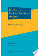 Problems in Real and Functional Analysis