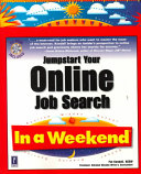 Jumpstart Your Online Job Search in a Weekend