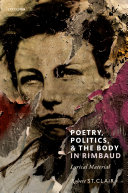 Pdf Poetry, Politics, and the Body in Rimbaud Telecharger