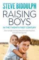 Raising Boys in the 21st Century