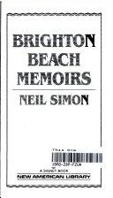 Brighton Beach Memoirs Book